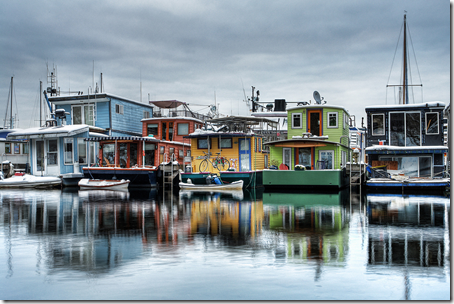 Houseboats_Winter
