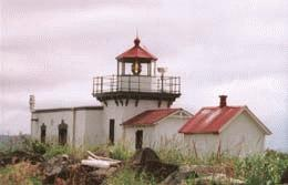 Lighthouse at Point No Point